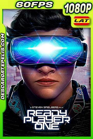 Ready Player One: Comienza el juego (2018) 1080p 60FPS BDrip Latino – Ingles
