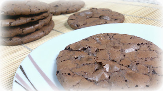 ¡¡Cookies de chocolate!!
