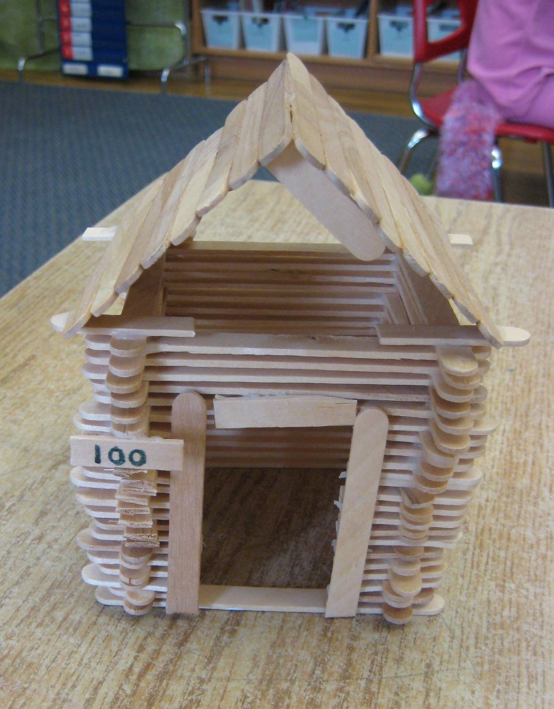 Ms Brown S Classroom 100 S Day 100 Popsicle Sticks