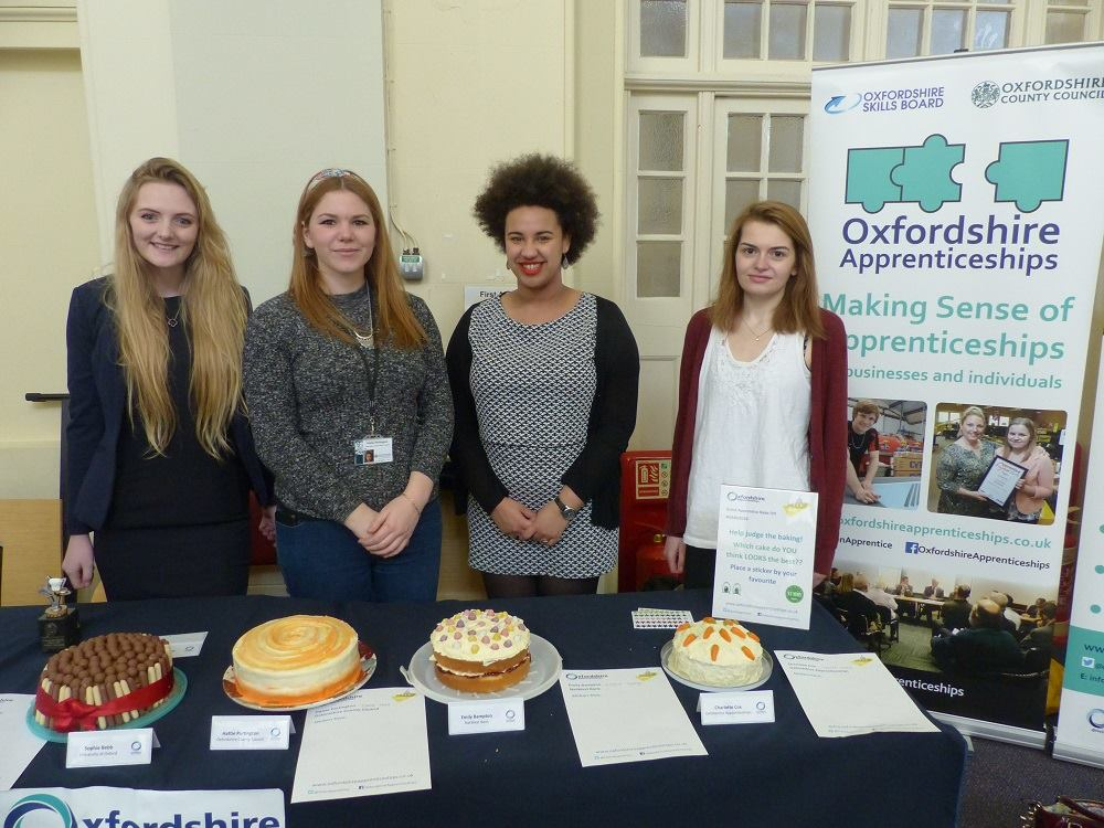 The Great Apprentice Bake Off
