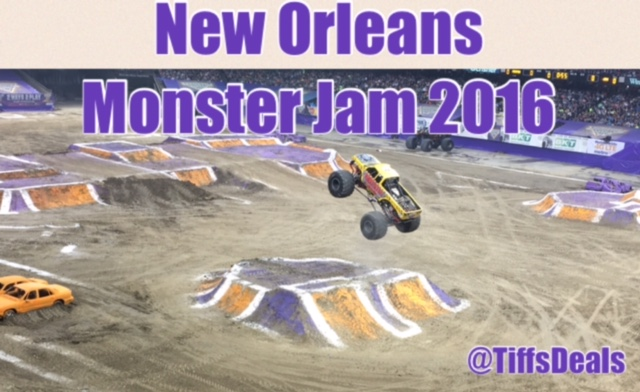 Download this stock image: New Orleans, LA, USA. 20th Feb, Barbarian monster truck in action during Monster Jam at the Mercedes-Benz Superdome in New Orleans, LA. Stephen Lew/CSM/Alamy Live News - FGNAYT from Alamy's library of millions of .