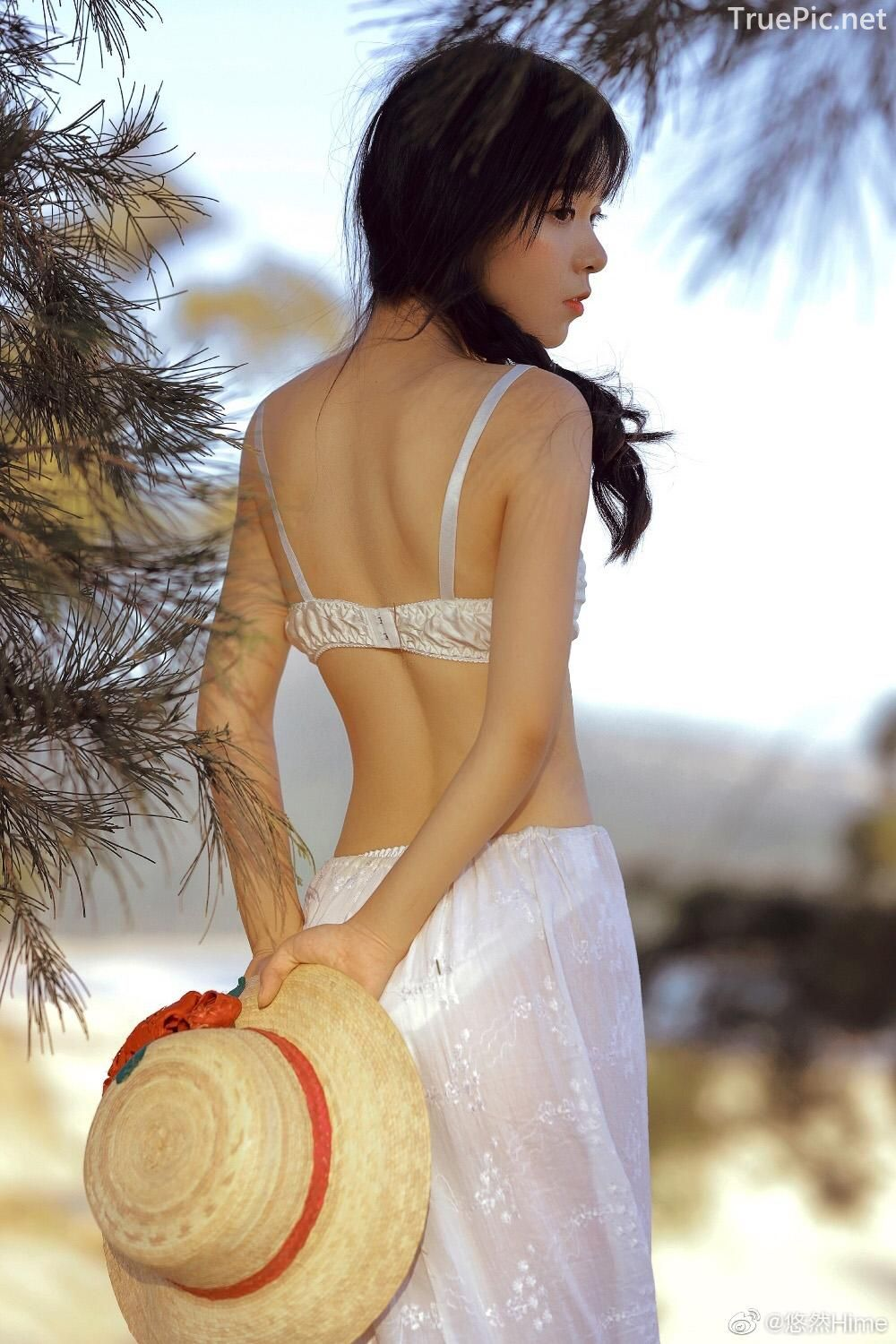 Chinese bautiful angel - Stay with you on a beautiful beach - TruePic.net - Picture 3