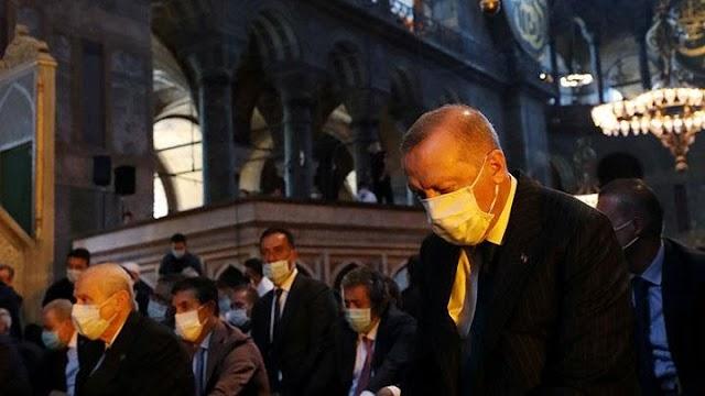 Presiden Erdogan Ajak Seluruh Negara Islam Lawan Israel