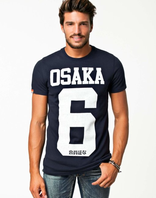Osaka Entry Tee Superdry 12