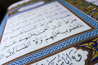 Memuliakan al qur'an