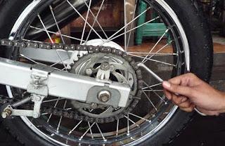 4 Bagian Penting dalam Perawatan Sepeda Motor