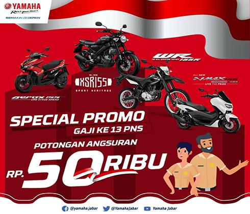 Promo Motor Yamaha Tasikmalaya