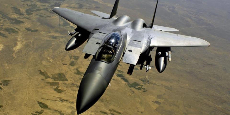 Україна звернулася до США щодо придбання літаків F-15EX, навчальних T-X та гелікоптерів AH-6