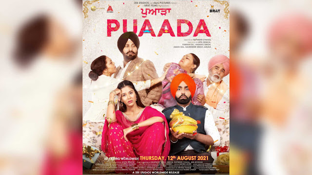 Puaada Box Office Collection - Here is the Puaada Punjabi movie cost, profits & Box office verdict Hit or Flop, wiki, Koimoi, Wikipedia, Puaada, latest update Budget, income, Profit, loss on MT WIKI, Bollywood Hungama, box office india