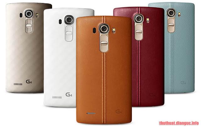 TOOL + ROM cho LG G4 các phiên bản – unbrick hs-usb Qdloader 9008