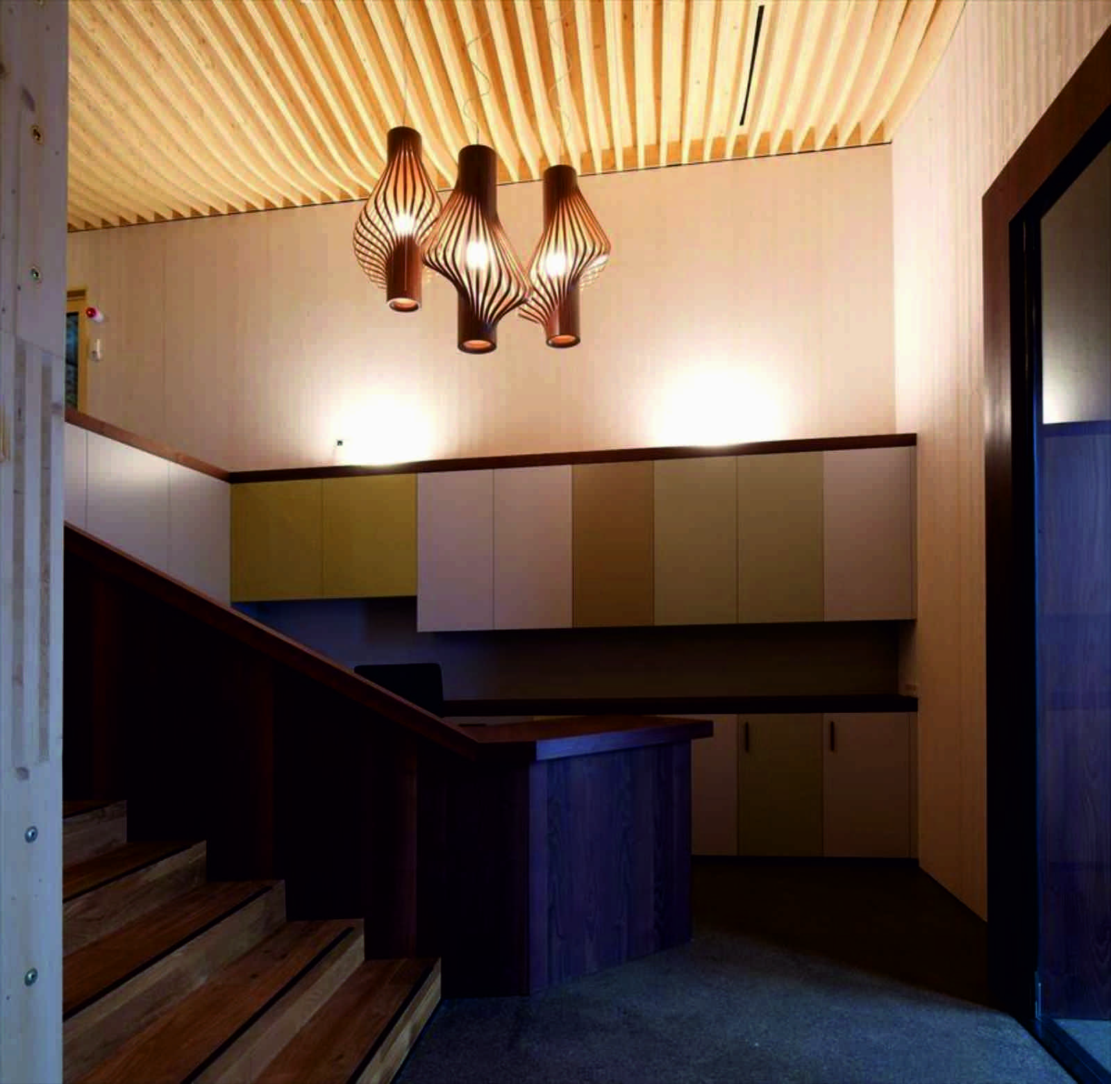 DAMIANI HOLZ BY MODUS ARCHITECTS  A As Architecture