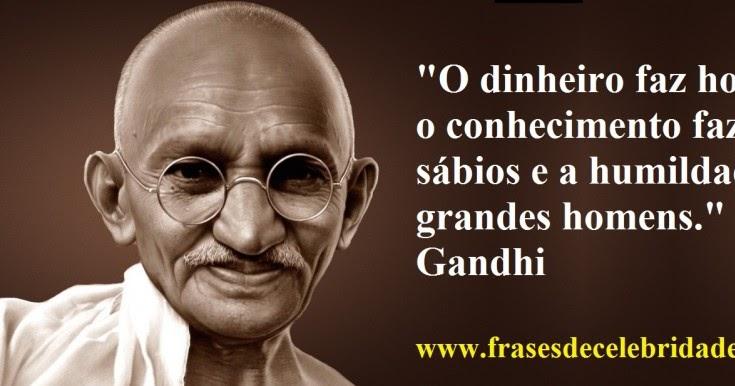 Ford Lincoln Of Franklin >> Frases de Celebridades: Mahatma Gandhi - Religioso