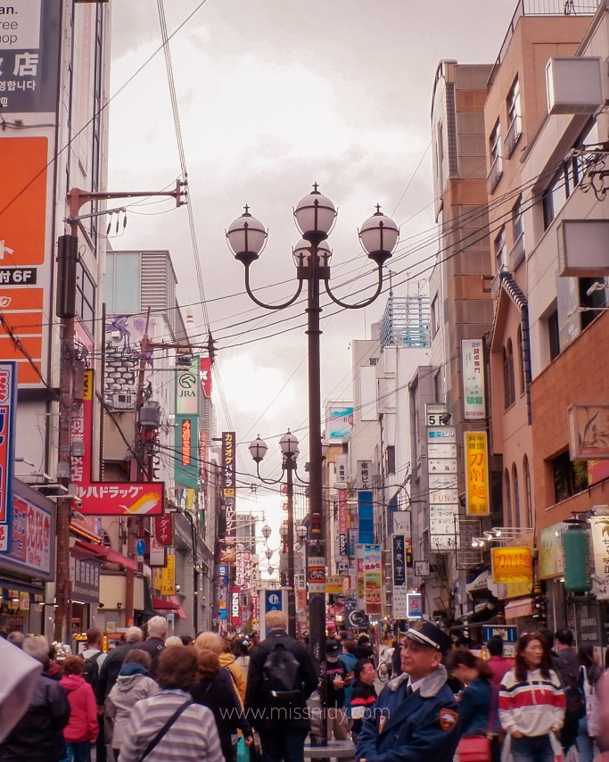explore dotonbori osaka in april