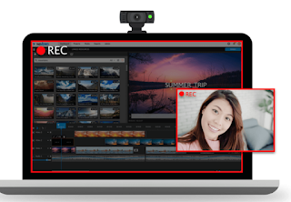 WeVideo- Create Instructional Videos by Recording Your Screen and Webcam Simultaneously