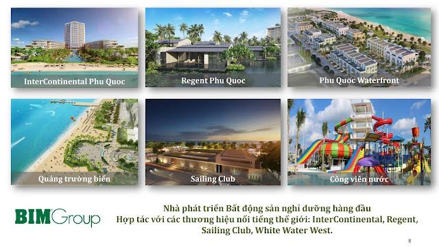 Các dự án nghỉ dưỡng nổi tiếng của Bim Group