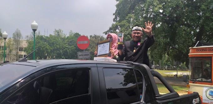 Walikota Depok Raih Penghargaan Swasti Saba Wistara Tahun 2019