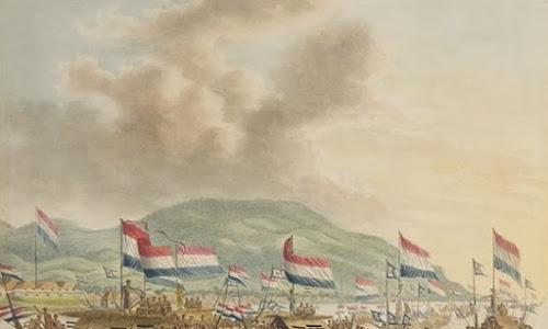 Duel Laut Makassar dan Belanda Dalam Perang Ambon (1651-1656)