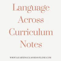 Language Across the Curriculum Notes download free PDF in English Medium and Language for B.Ed, b ed, bed, b-ed, 1st, 2nd,3rd, 4th, 5th, 6th, first, second, third, fourth, fifth, sixth semester year student teachers teaching
