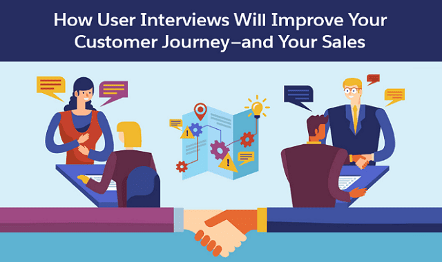 How User Interviews Will Improve Your Customer Journey—and Your Sales