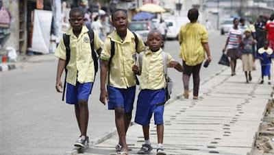 Nigerian Children Out of School