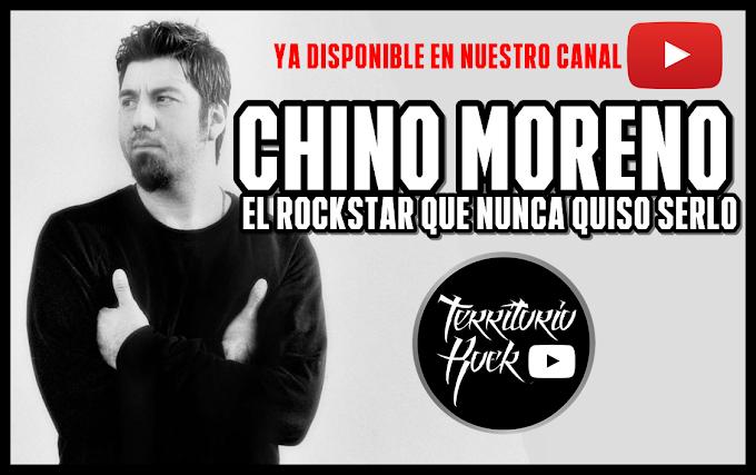 CHINO MORENO: El rockstar que nunca quiso serlo (VIDEO)