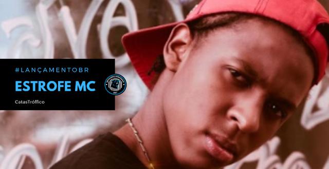 """Diretamente das batalhas de Bauru City, Estrofe MC lança o EP """"CatasTróffico"""""""