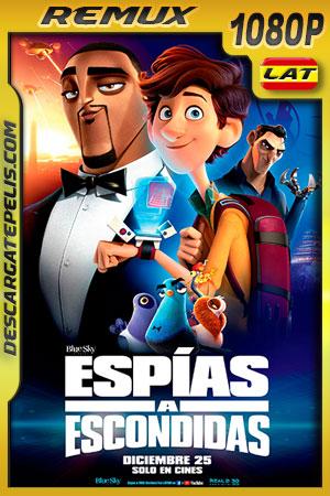 Espías a escondidas (2019) 1080p BDRemux Latino – Ingles