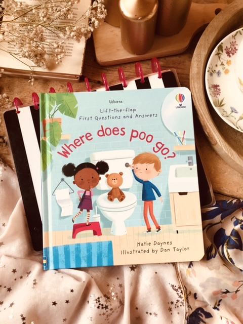 Katie Daynes, Where does poo go?