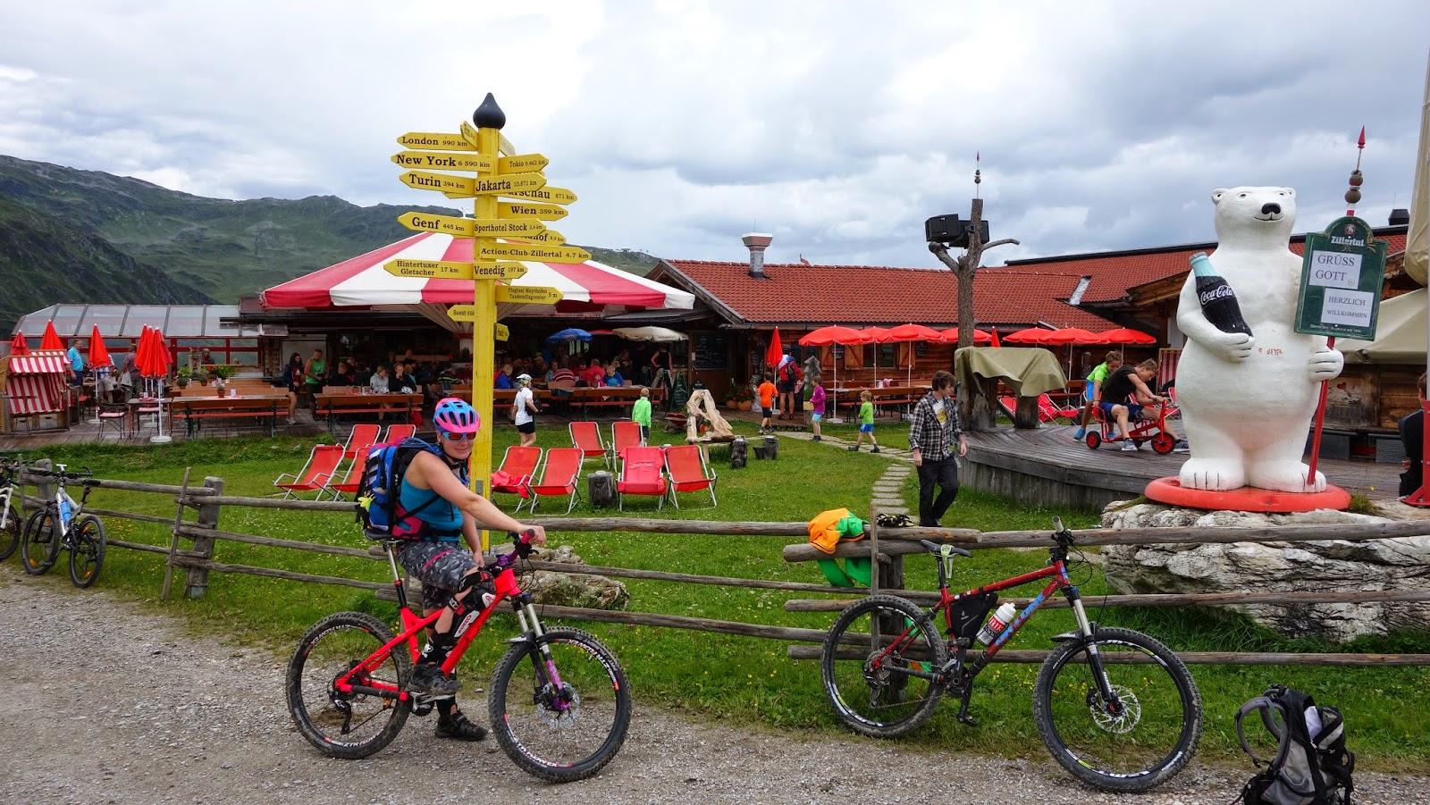 Biketouren Zillertal