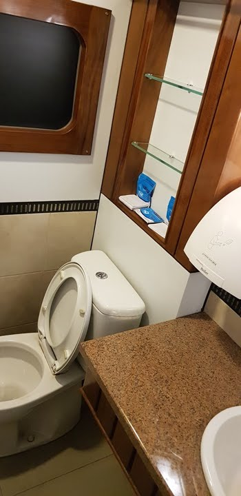 WC Argo Parahyangan priority VIP bersih