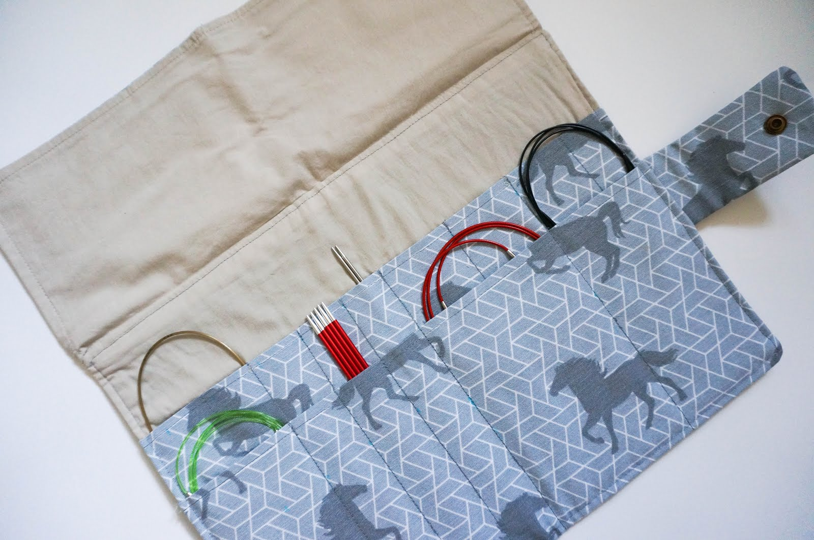 sew a needle case