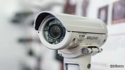 كاميرا المراقبة والتجسس