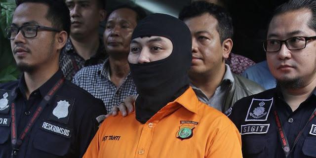 Arseto Suryoadji Terancam Pidana Pasal Berlapis, Selain Kasus Tuduh Undangan Nikahan Putri Jokowi Dijual 25 Juta,  Ternyata Juga Ada Kasus Narkotika....