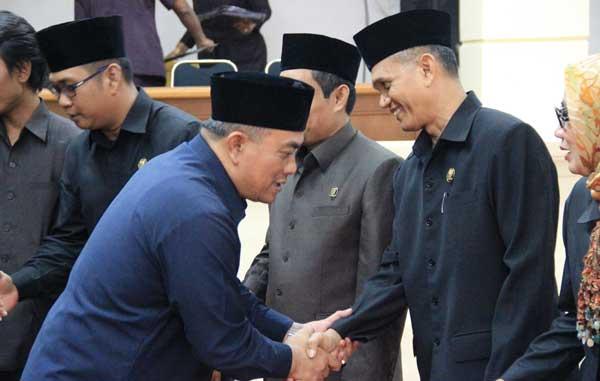 parpol koalisi cirebon maju minta azis segera bahasa nasdem