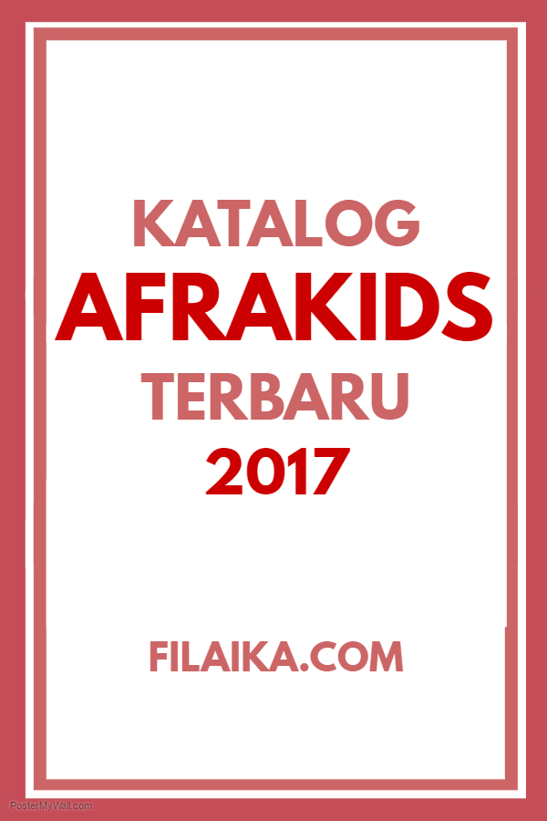 Katalog Afrakids 2017