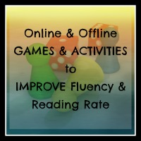 photo relating to Printable Reading Fluency Games identified as Guidance for Having difficulties Guests: Make improvements to Reading through Selling price and