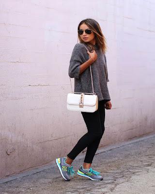 outfit deportivo con leggins