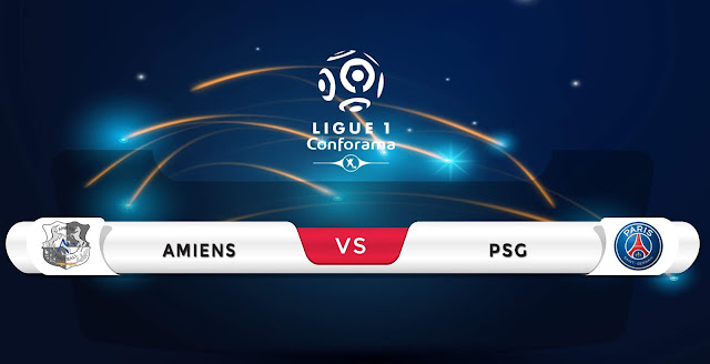 Amiens vs PSG Prediction & Match Preview