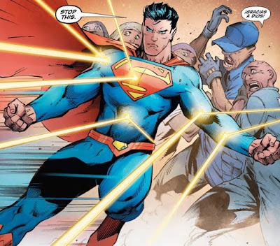 Superman contra el racismo