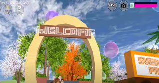 ID Taman Bermain Misterius Di Sakura School Simulator