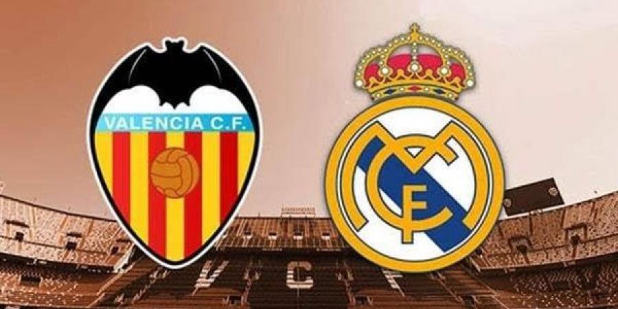 موعد مباراة ريال مدريد ضد فالنسيا والقنوات الناقلة في قمة الجولة التاسعة من الدوري الإسباني
