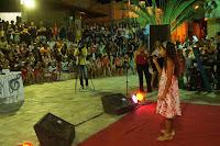 """Sucesso na 1ª noite do festival de música """"Canta Picuí"""", assista"""