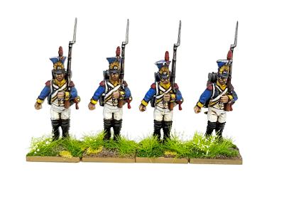 Polish Vistula Legion Grenadiers Czapka