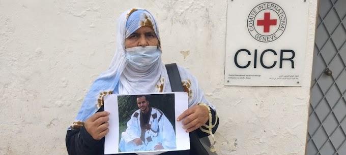 Ni la familia ni la abogada de Mohamed Lamine Haddi, activista saharaui encarcelado, han tenido noticias de él desde el 9 de abril.