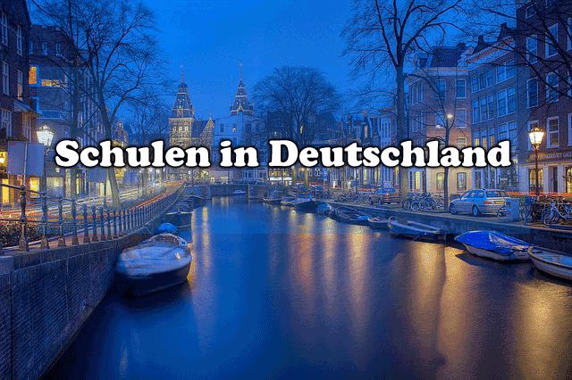 Schulen in Deutschland: staatlich und privat