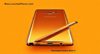 is launched equally the novel Samsung flagship at the resultant inwards  Samsung Milky Way Note nine starting from 999 USD