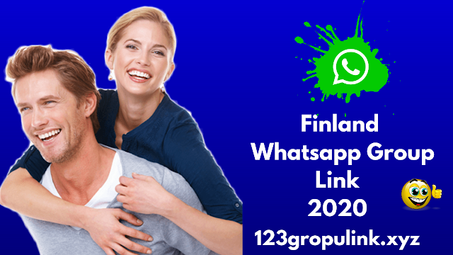 Join 400+ Finland Whatsapp group link