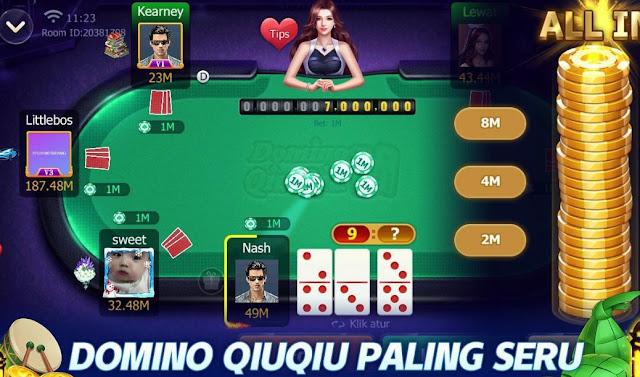 Dasar Bermain Domino di Aplikasi Domino QiuQiu 2020