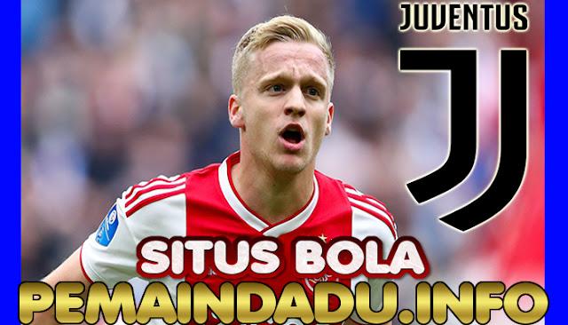 Klub Juventus Disarankan Untuk Mengaet Gelandang Ajax Amsterdam