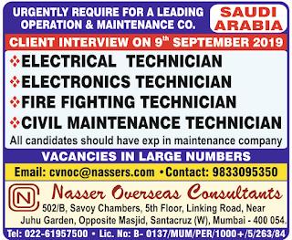 Leading Operation & Maintenance Co in Saudi Arabia